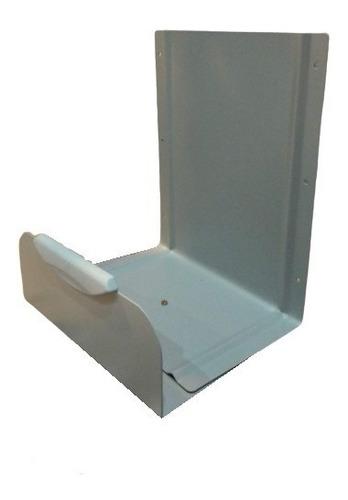 Porta Cpu Fijacion Lateral Metálico Regulable En Ancho