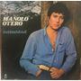 Lp Manolo Otero - Intimidad - Rge 1984 Com Encarte - 12 Musi Original