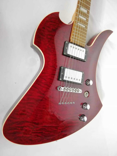 Bc Rich Mockingbird Masterpiece Red Precio A Msi