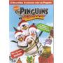 Dvd - Os Pinguins De Madagascar Em Uma Missão De Natal Original