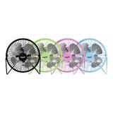 Mini Ventilador Usb Nisuta Escritorio Apto 220v Colores