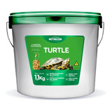 Ração P Repteis/tartaruga Aquáticas Turtle 1,1kg - Nutricon