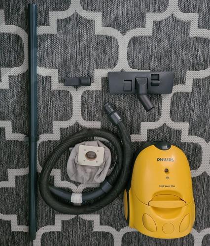 Aspiradora Philips 1400 Watts Excelente Completa