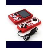 Mini Portátil Retro Handheld Game 8 Bit 400 Juegos Niños