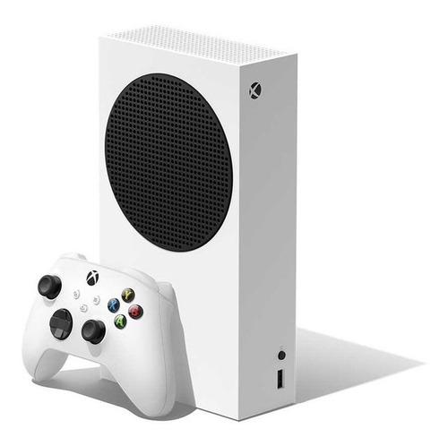 Consola Xbox Series S + 1 Control Inalámbrico