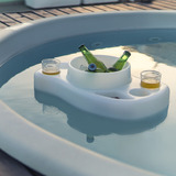 Bar Flutuante Piscina Aquabar Cooler