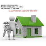 Garantias P/ Alquilar /garante Propietario Capital/provincia