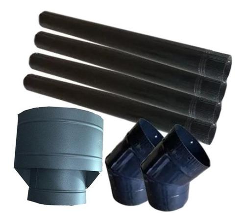 Lepen Kit De Instalación P/pared Enlozados 6 Pulgadas