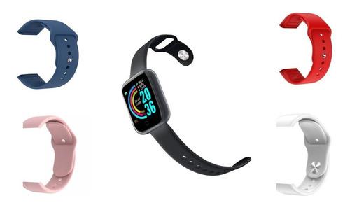 Manilla Pulso Pulsera Repuesto Smartwatch Y68 D20 Nuevas