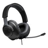 Audífonos Gamer Jbl Quantum 100 Negro