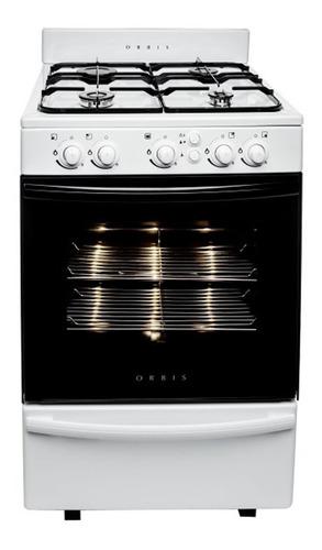 Cocina Multigas Orbis Macrovision 858bc3m Blanco 55cm