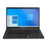 Notebook Multilaser Legacy Book Pc310 Preta 14.1 , Intel Celeron N3000  4gb De Ram 64gb Ssd, Intel Hd Graphics 1366x768px Windows 10 Home