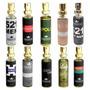 10 Perfumes 15ml Amakha Paris 33% De Essência Original