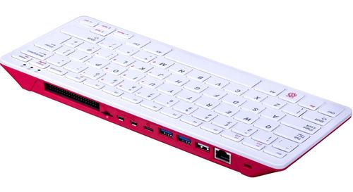 Computadora Raspberry Pi 400 Original Made In Uk