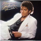Vinilo Michael Jackson Thriller Nuevo Sellado Envío Gratis