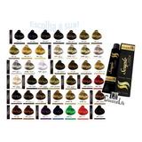 Souple Color Coloração Tintura Para Cabelo Souple Liss 60g