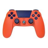 Joystick Inalámbrico Noganet Ng-4300x Naranja