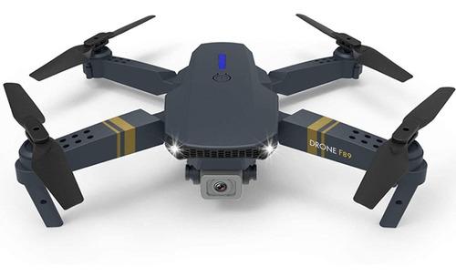 Drone Dual Camera Wifi Full Hd 1080p + 3 Baterias + Estuche