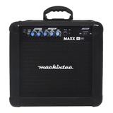 Amplificador Mackintec Maxx 15 Color Para Guitarra De 15w Cor Preto 110v/220v