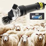 Electrico Tijeras Esquila Podadora Animal Oveja Alpaca Gana