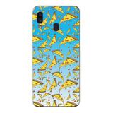 Mightyskins Piel Para Samsung Galaxy A20 / A30 - Raining-3pd