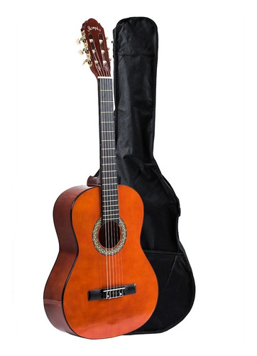 Guitarra Clásica / Criolla Memphis Con Funda