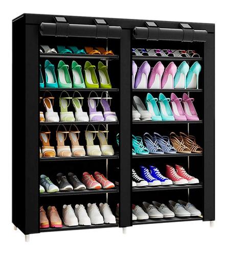 Botinero Organizador De Botas Zapatos 12 Niveles 36 Pares