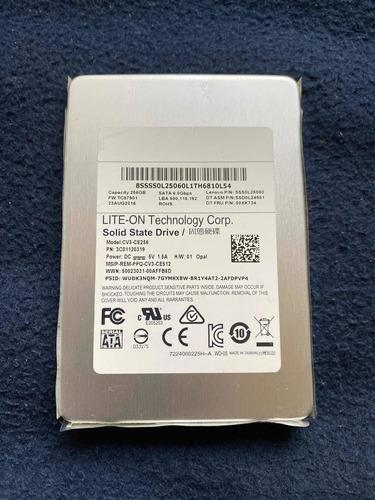 Disco Duro Ssd Sata3 2.5 256gb Samsung Sandisk Laptop Ps4