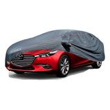 Cobertor Funda Impermeable Para Mazda 2, Mazda 3, Mazda 6