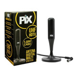 Antena Hd Para Tv Samsung LG Smart Led Lcd 4k 3d Int/ext Uhf