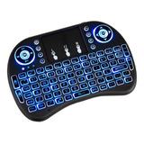 Mini-teclado Inalambrico Led