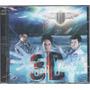 Klb Cd + Dvd + Óculos 3d Novo  Lacrado Original