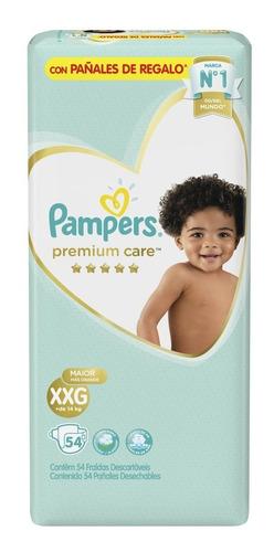 Pampers Premium Care Consumo Mes Todos Los Talles