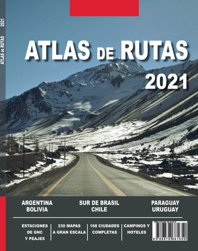 Mapas Rutas Argentina