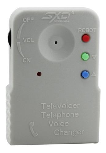 Cambiador De Voz Mini 8 Digitalizador Sintetizador Sxd-206a