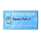 Activacion Pack 3 Sigma Box /sigma Key