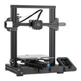 Impresora Creality 3d Ender-3 V2 Color Black 115v/230v Con Tecnología De Impresión Fdm