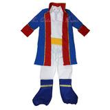 Traje Disfraz De Principito. La Costura De Raymi