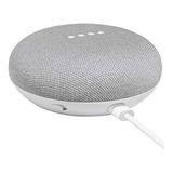 Google Home Mini Con Asistente Virtual Google Assistant Chalk 110v/220v