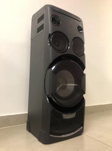 Equipo De Música Sony Mhc-v77 Dw