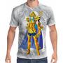 Camiseta Afrodite  De Peixes Cavaleiro De Ouro Cdz Original