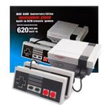 Mini Consola Video Vintage 620 Juegos 2 Controles (t1177)