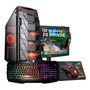 Pc Completo Gamer A4 6300 3.8ghz, Wi-fi! ! e Original