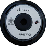 Bafle Parlante Apogee Ap10 300 Watts Musicapilar