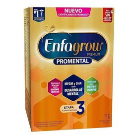 Fórmula Infantil En Polvo Mead Johnson Enfagrow Premium 3 Natural En Caja 1.1kg 6 U