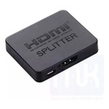 Splitter Hdmi 1x2 Activo 3d Fullhd 1080p 4k Monitor Smart Tv