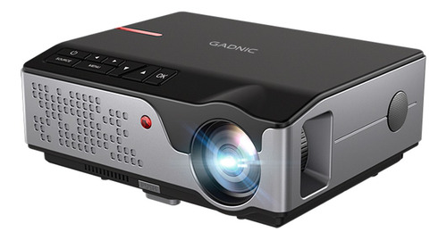 Proyector 7000 Lumens Gadnic Full Hd Hdmi Notebook Peliculas