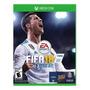 Fifa 18 Standard Edition Físico Xbox One Electronic Arts Original