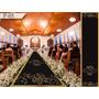 Tapete Passadeira Casamento Noiva Igreja Personalizada 1x6m Original