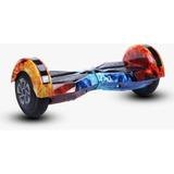 Motor Skate Electrico Patineta 8 Pulgadas Bluetooth Luz Led